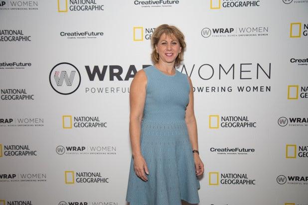 Sharon Waxman, Power Women Breakfast DC