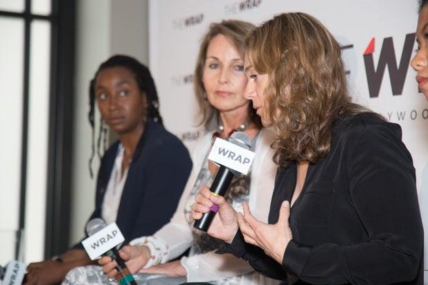 Asha Stuart, Beverly Joubert, and Erika Larsen, Power Women Breakfast D.C.