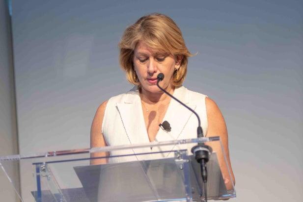 Sharon Waxman, Power Women Breakfast NY
