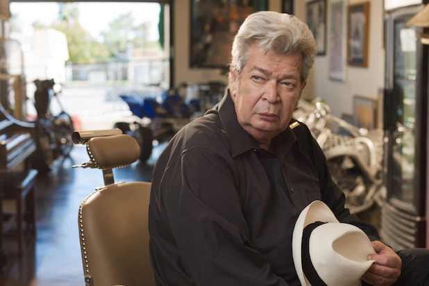 Richard Harrison Old man Pawn stars