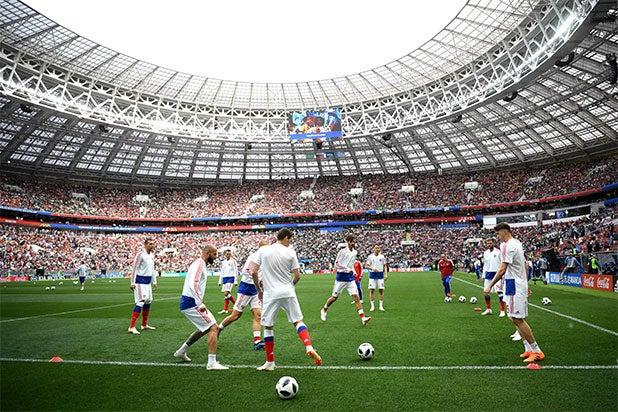 Russia Saudi Arabia World Cup