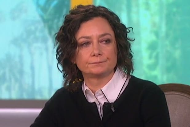 c983fe0f694ff Sara Gilbert to Leave 'The Talk' After 9 Years (Video)