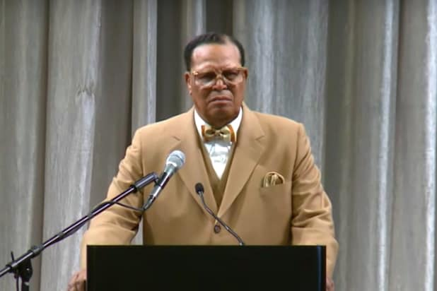 Louis Farrakhan Says Kanye West 'Was Right' About 13th Amendment