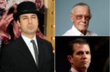 Keya Morgan, Don Trump Jr., Stan Lee