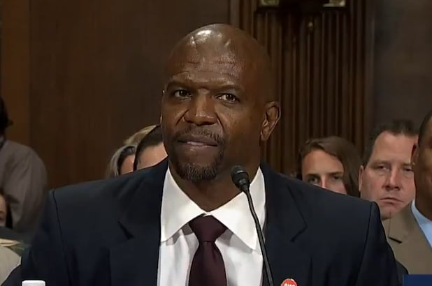 Terry Crews Congress