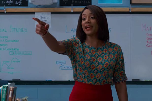 Tiffany Haddish Night School