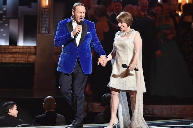 Tony Awards Kevin Spacey