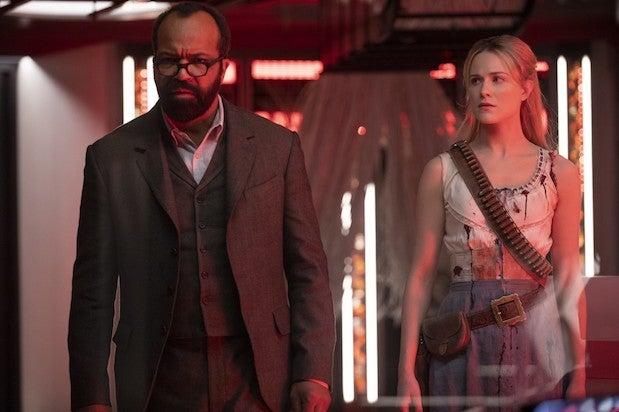 Westworld Season 2 finale Dolores Bernard