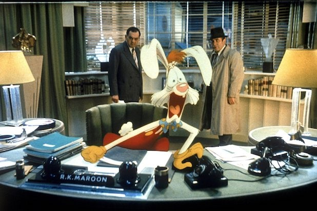 Who Framed Roger Rabbit 30th Anniversary