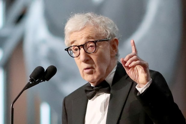 Former Model Says She Had 8 Year Affair With Woody Allen As Teenager