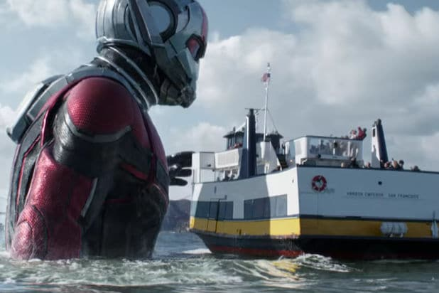 ant-man and the wasp tv spot avengers infinity war connection