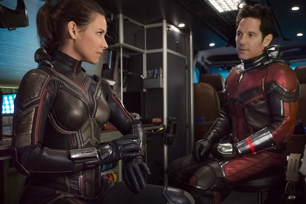 does ANT-MAN AND THE WASP have a post-credits scene Evangeline Lily Paul Rudd