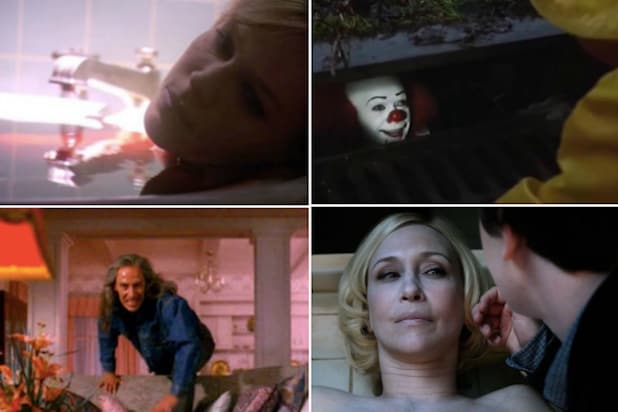 Bone-Chilling Moments It Twin Peaks Dexter Bates Motel