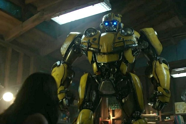 bumblebee transformers trailer comic-con 2018