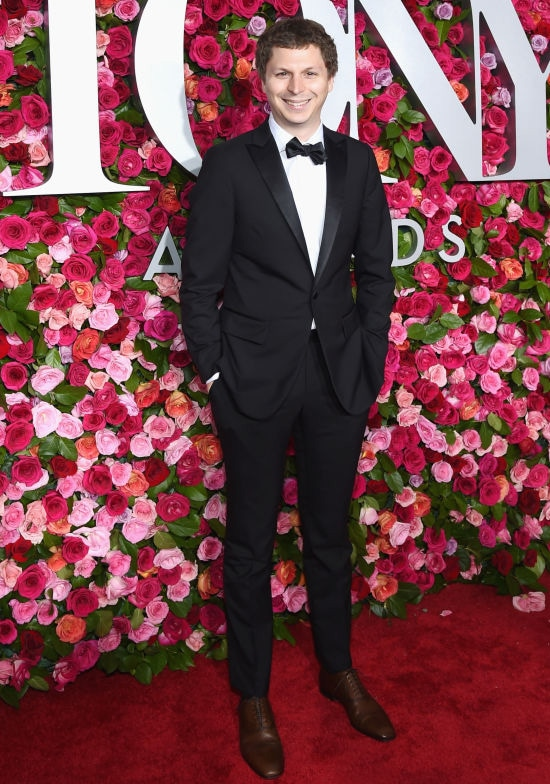 michael cera tony awards