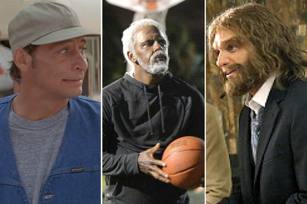 commercial movie tv show ernest uncle drew cavemen