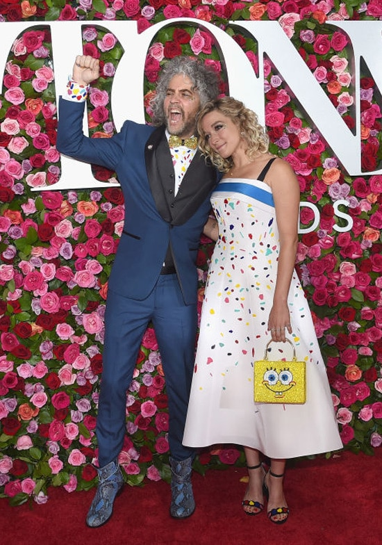 wayne coyne katy weaver tony awards