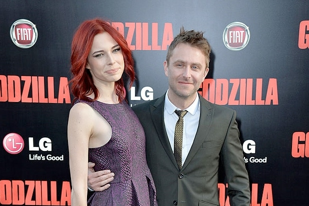 Did Chloe Dykstra Just Accuse Ex Boyfriend Chris Hardwick Of Long