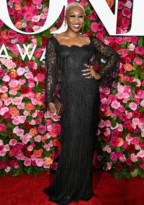 cynthia erivo tony awards