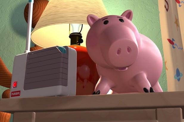 Hamm Toy Story John Ratzenberger