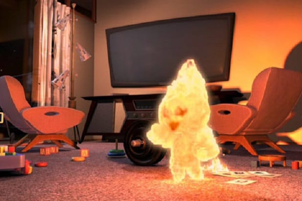 incredibles 2 jack-jack powers fire