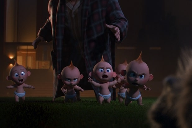 incredibles 2 jack-jack powers multiplication