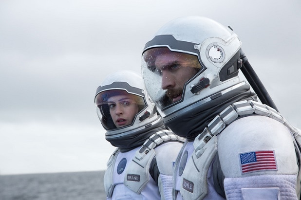 interstellar 4k hdr dolby vision