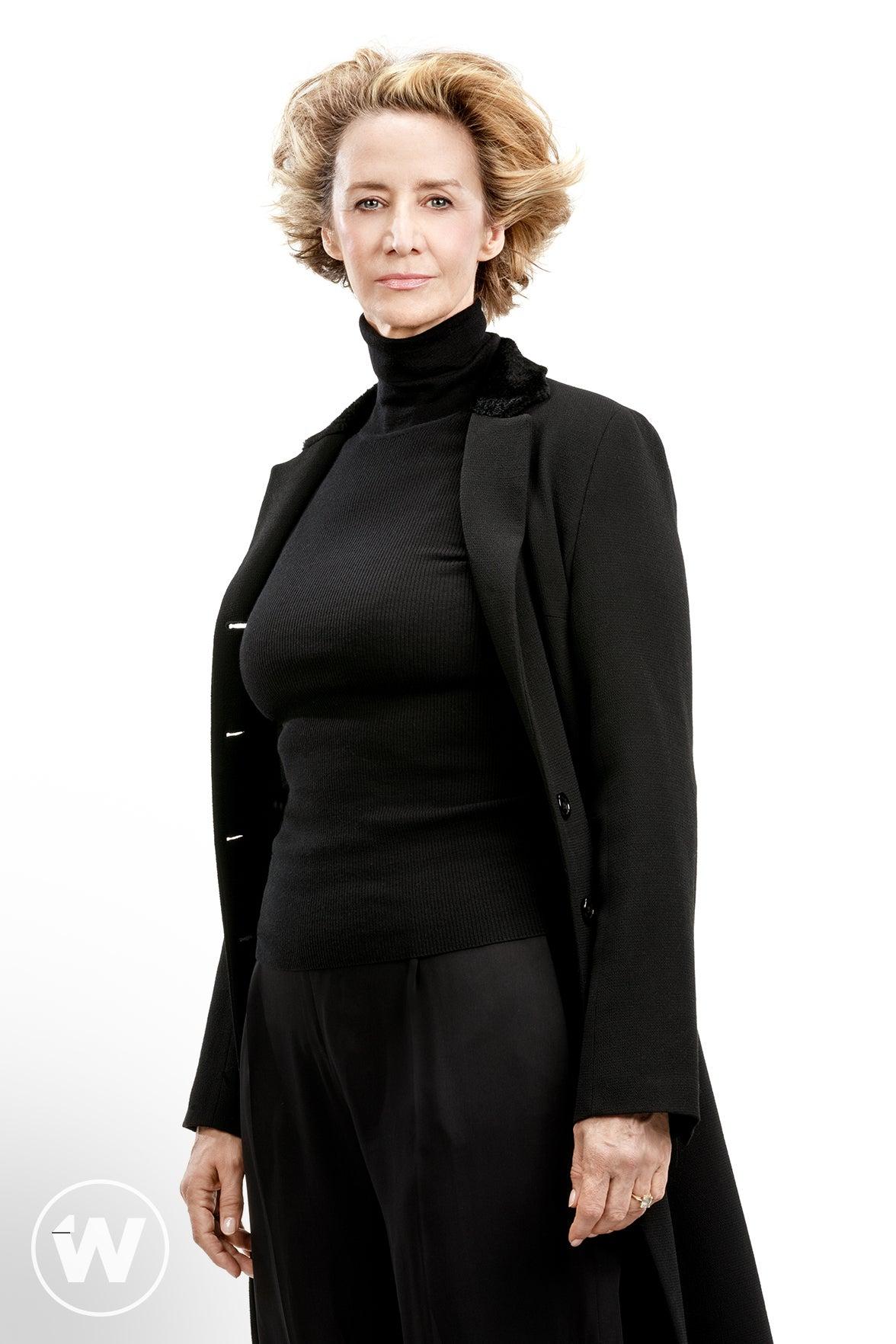 """Actress Janet McTeer, """"Jessica Jones"""""""