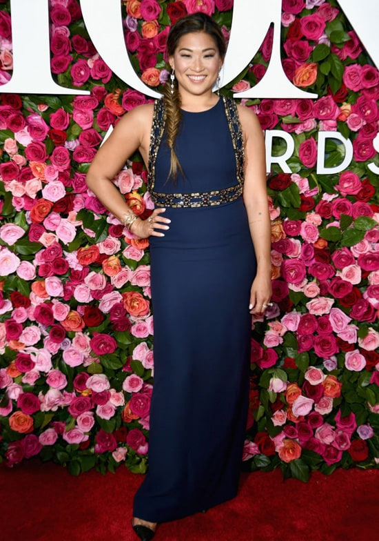 jenna ushkowitz tony awards