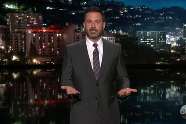 jimmy kimmel live donald trump doesn't care about laws