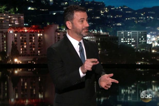 jimmy kimmel live donald trump paul manafort witch hunt
