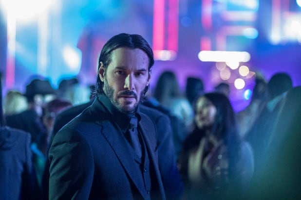 john wick chapter 2 4k hdr dolby vision blu-ray