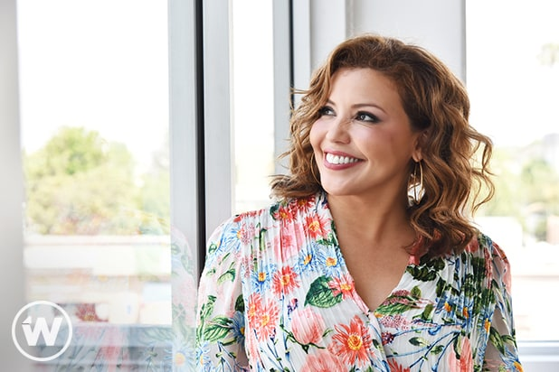 "Actress Justina Machado, ""One Day at a Time"""