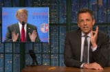 late night with seth meyers accidentally told a great fucking joke during kom jong un summit