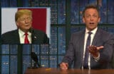 late night with seth meyers can someone please get donald trump a therapist