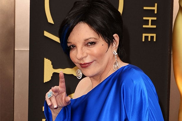 Liza Minnelli Doesn't 'Approve Nor Sanction' Upcoming Renee