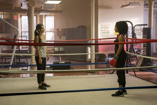luke cage season 2 everything you should remember misty knight arm