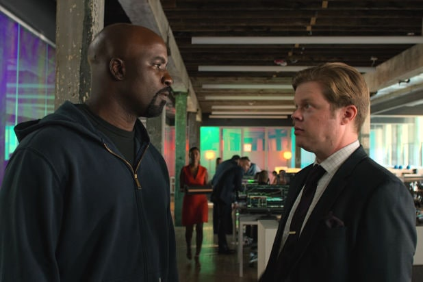 luke cage season 2 foggy nelson