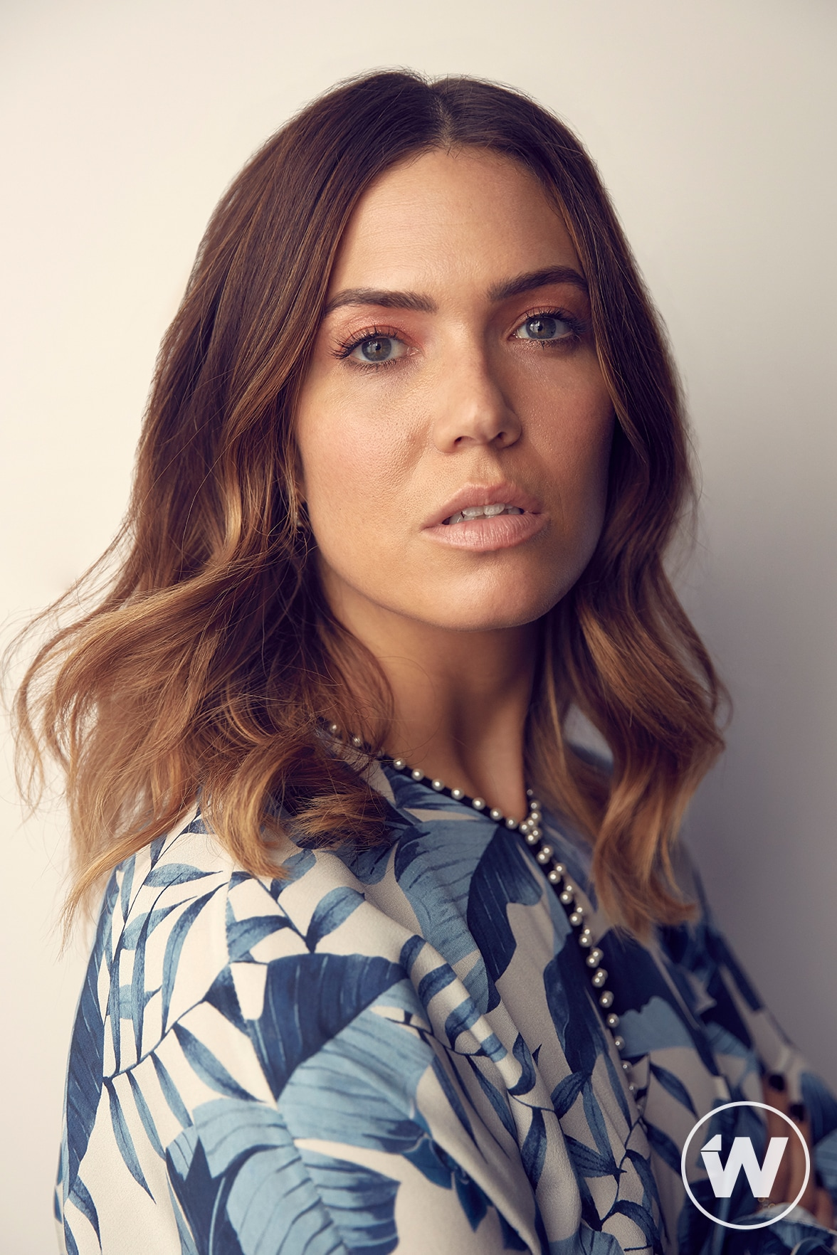 "Actress Mandy Moore, ""This is Us"""