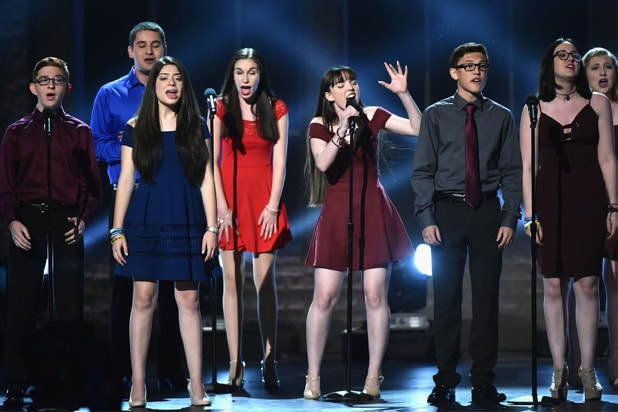 Parkland High School Students Get Standing Ovation at Tonys