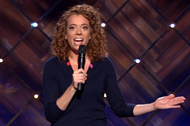 michelle wolf the break north korea donald trump mayor mccheese
