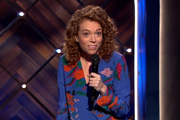 michelle wolf the break trump good-looking allies kim jong un