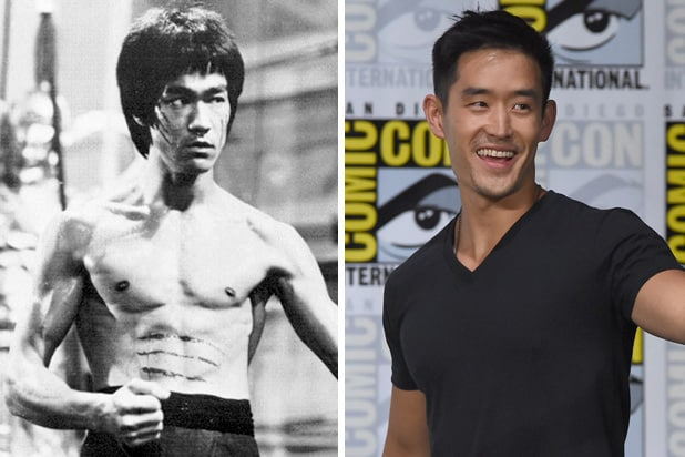 bruce lee mike moh tarantino