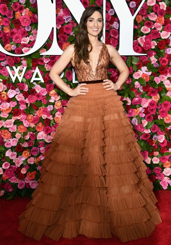 sara bareilles tony awards