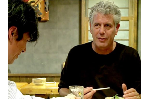 anthony bourdain sushi no reservations