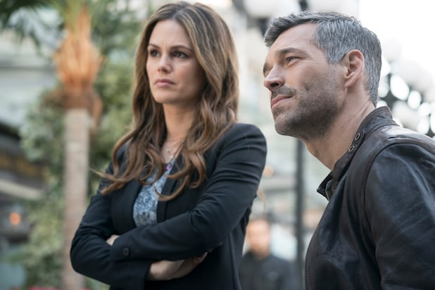 RACHEL BILSON, EDDIE CIBRIAN Take two