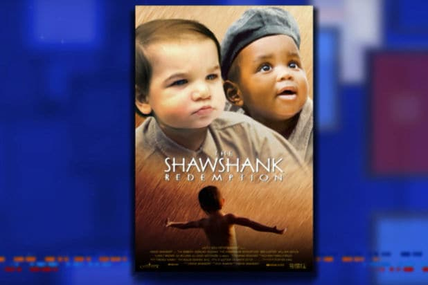 the late show with stephen colbert trump's america all baby remake of shawshank redemption