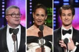 tony awards nathan lane laurie metcalf andrew garfield