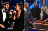tony awards kardashian west celebrity family feud
