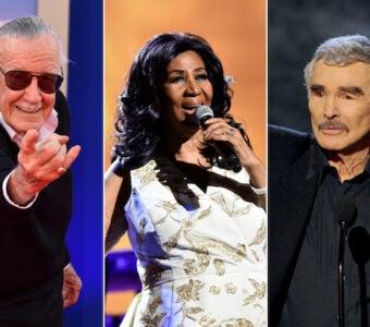 2018 Celebrity Deaths